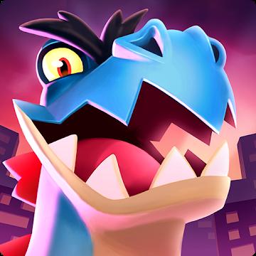 دانلود I Am Monster: Idle Destruction 1.5.4 - بازی من هیولا هستم اندروید