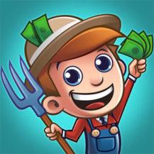دانلود Idle Farming Empire 1.42.0 - بازی شبیه ساز مزرعه اندروید