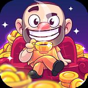 دانلود 1.5.4 Idle Prison Tycoon: Gold Miner - بازی کلیکی معدنچی طلا اندروید