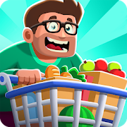 دانلود Idle Supermarket Tycoon 2.2.4  - بازی شبیه سازی سوپرمارکت اندروید