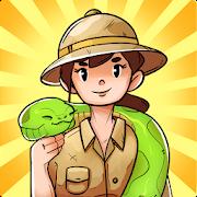 دانلود Idle Zoo Tycoon 1.2.3 - بازی شبیه سازی باغ وحش اندروید