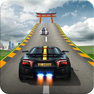 دانلود Impossible Car Stunt Racing 1.0.0 - بازی جذاب مسابقات قهرمانی اندروید