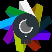 دانلود Iride UI is Dark – Icon Pack 7Patched - دانلود پک آیکون برای اندروید