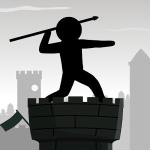 دانلود Javelin Fighting 1.0.4 - بازی اکشن نبرد استیکمن ها اندروید