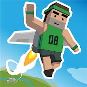 دانلود Jetpack Jump 1.4.1 – بازی پرش با جت پک اندروید