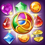دانلود Jewels Jungle : Match 3 Puzzle 1.3.2 - بازی فکری جواهرات رنگارنگ اندروید