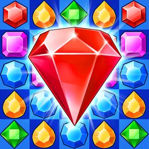 دانلود Jewels Legend – Match 3 Puzzle 2.39.12 – بازی پازلی افسانه جواهرات اندروید