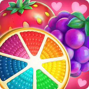 دانلود Juice Jam 2.36.1 - بازی پازلی میوه های همرنگ اندروید