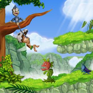 دانلود Jungle Adventures 2 v47.0.27 - بازی ماجراجویی در جنگل اندروید