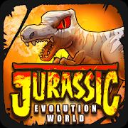دانلود Jurassic Evolution World 2.2.0 - بازی جهان تکامل یافته ژوراسیک اندروید