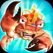 دانلود 1.11.0 King of Crabs - بازی استراتژی پادشاه خرچنگ ها اندروید