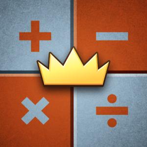 دانلود King of Math 1.0.16 - بازی سرگرم کننده پادشاه ریاضی اندروید