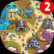 دانلود Kingdom Defense 2: Empire Warriors 1.4.0 - بازی دفاع از قلمرو اندروید
