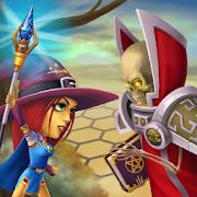 دانلود 1.920 Kings Hero 2: Turn Based RPG - بازی نقش آفرینی پادشاهان قهرمان اندروید
