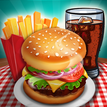 دانلود 2.1.8 Kitchen Craze - بازی جذاب مدیریت رستوران اندروید