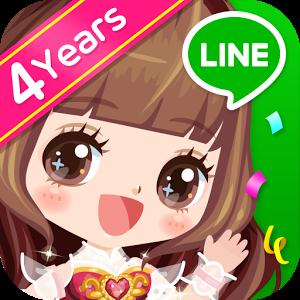 دانلود LINE Play 7.5.0.0 - بازی دخترانه تزیین خانه اندروید