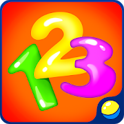 دانلود Learning numbers for toddlers 2.0.59 - بازی یادگیری اعداد اندروید