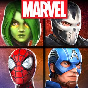 دانلود MARVEL Strike Force 5.3.0 – بازی قهرمانان مارول برای اندروید