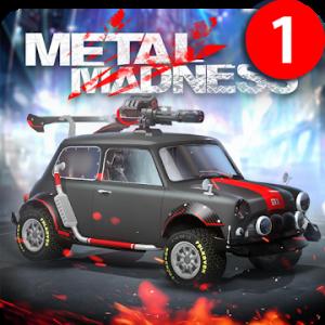 دانلود Metal Madness: PvP Shooter 0.40.2 - بازی آنلاین ماشین جنگی اندروید
