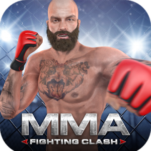 دانلود MMA Fighting Clash 1.21 - بازی اکشن مسابقات مشت زنی اندروید