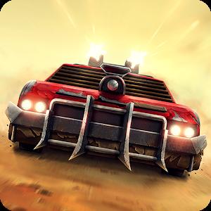 دانلود Mad Carnage 1.0 - بازی هیجان انگیز ماشین جنگی اندروید