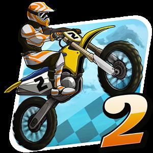 دانلود Mad Skills Motocross 2 v2.14.1314 - بازی فانتزی موتور کراس برای اندروید