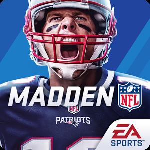 دانلود Madden NFL Mobile 6.3.3 - بازی ورزش راگبی برای اندروید