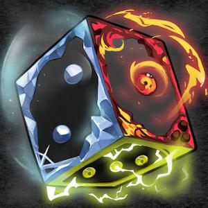 دانلود Mage Dice 1.1.6 - بازی جادوگر و تاس اندروید