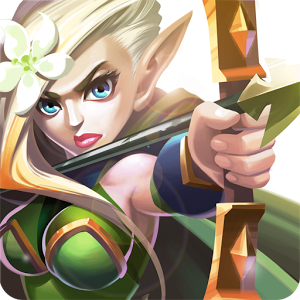 دانلود Magic Rush: Heroes 1.1.302 – بازی حمله جادویی قهرمانان اندروید