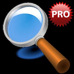 دانلود Magnifier Pro 1.0.9 - برنامه ذره بین برای اندروید