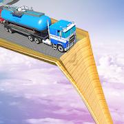 دانلود Mega Ramp - Oil Tanker Truck Simulator 1.4 - بازی رانندگی با کامیون اندروید