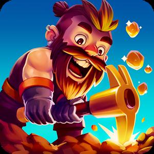 دانلود Mine Quest 2 v2.2.6 - بازی در جستجوی معدن 2 اندروید