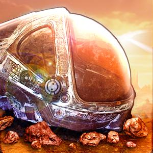 Mines of Mars Scifi Mining RPG 2.810 - بازی معادن مریخ برای اندروید