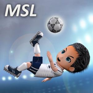 دانلود Mobile Soccer League 1.0.27 - بازی پرطرفدار لیگ فوتبال اندروید