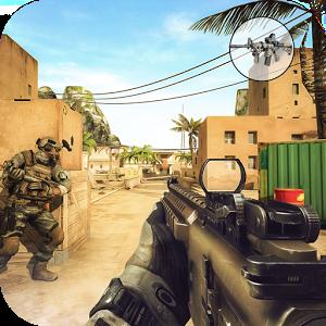 دانلود Modern Counter Global Strike 3D v1.2 - بازی تک تیراندازی سه بعدی اندروید