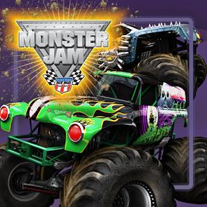 دانلود MonsterJam 5.0 - بازی مسابقات ماشین های غول پیکر اندروید