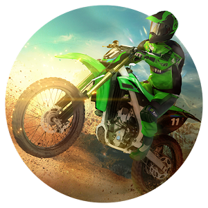 دانلود Motorbike Racing 1.2.2 - بازی موتورسواری عبور از موانع اندروید