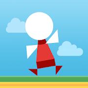 دانلود Mr. Go Home – Fun 1.6.8.4.6 – بازی رقابتی جالب برای اندروید