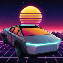 دانلود Music Racer 75 - بازی رانندگی موزیکال اندروید