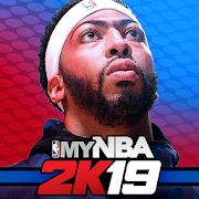 دانلود 52.0.1 MyNBA2K19 - بازی ورزش بسکتبال برای اندروید