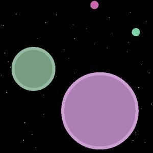 دانلود Nebulous 4.0.2.2 – بازی اکشن و اعتیاد آور سیاره دایره ها اندروید