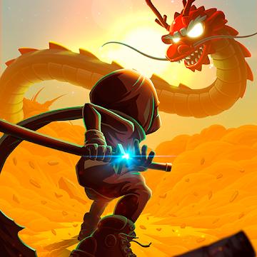 دانلود 1.4.5 Ninja Dash - بازی اکشن نینجای جنگجو اندروید