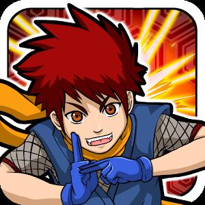 دانلود Ninja Saga 1.3.96 - بازی جذاب حماسه نینجا اندروید