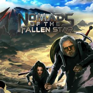 دانلود Nomads of the Fallen Star 1.04 - بازی نقش آفرینی کوچ نشینان اندروید