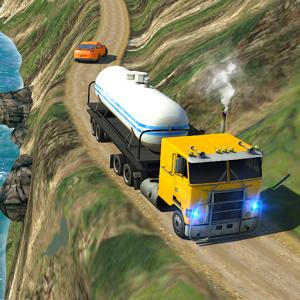 دانلود Oil Tanker Truck Simulator: Hill Climb Driving 1.2 - بازی شبیه سازی کامیون اندروید