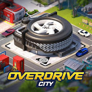 دانلود Overdrive City – Car Tycoon Game 1.4.15 – بازی شهر ماشین ها اندروید