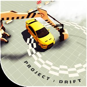دانلود PROJECT : DRIFT 1.1 – بازی مسابقه ای پروژه دریفت اندروید