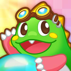 دانلود PUZZLE BOBBLE JOURNEY 1.0.1 - بازی پازلی حباب تیرانداز اندروید