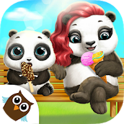 دانلود Panda Lu Baby Bear World 1.0.67 - بازی جالب نگهداری از پاندا اندروید