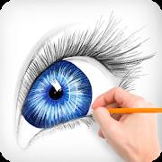 دانلود PaperDraw:Paint Draw Sketchbook 2.3.3 - برنامه یادگیری نقاشی از روی تصویر اندروید